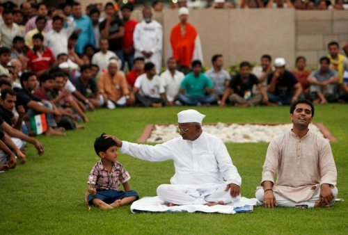 Lecture on Environment, Democracy, Authority: The Meaning of Anna Hazare in Ralegan Siddhi