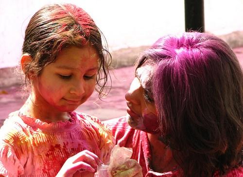 Delhi Greens Calls for Celebrating an Eco-Friendly Holi