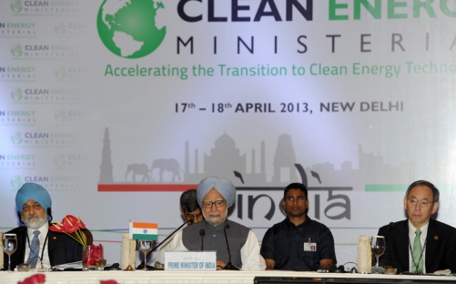 Hon'ble PM Calls for a Speedier Transition to Clean Energy