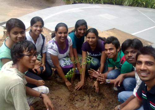 Greening the Undergraduate Curriculum: FYUP and Beyond