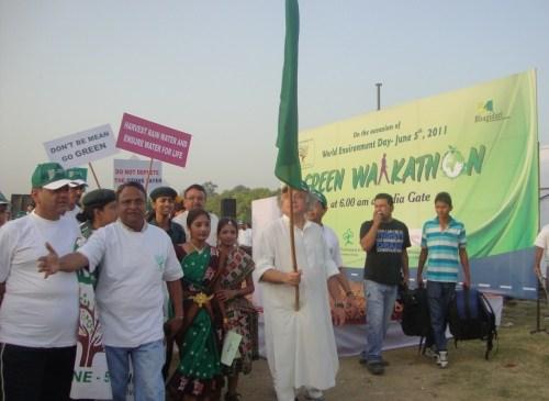 'Mastering' Environmental Education in Delhi