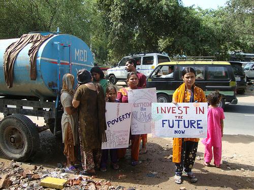 against desertification