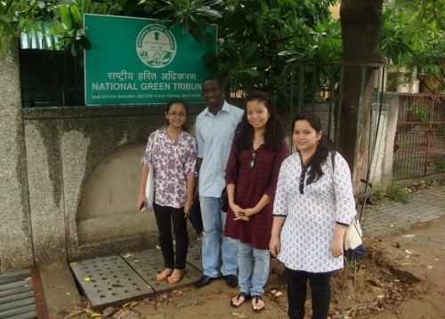 Delhi-Greens-Interns-at-NGT