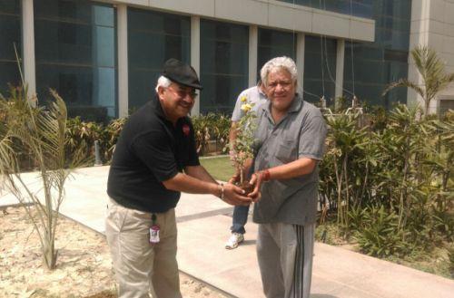 Intercontinental Hotels Group Celebrates Green Week at Crowne Plaza