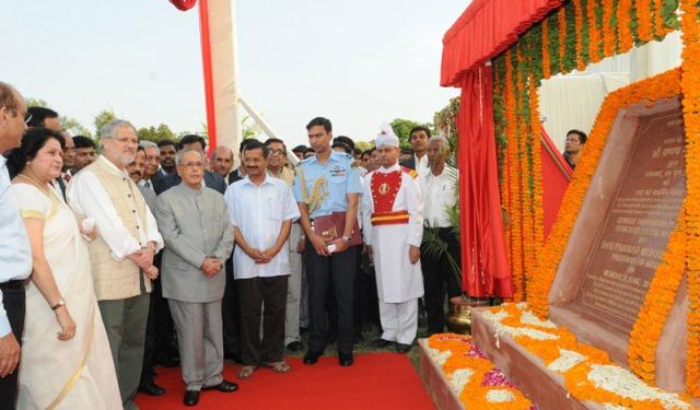 president-of-india-inaugurates-sewage-treatment-plant-presidents-estate