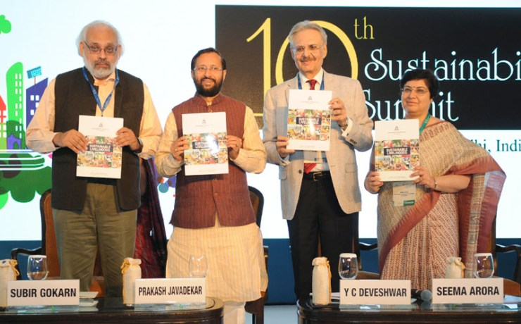 environment-minister-releases-book-on-sustainability-summit