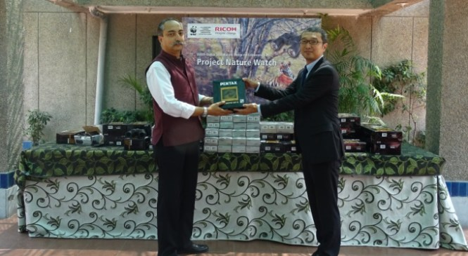 WWF and Ricoh India Collaborate For Better Wildlife Conservation