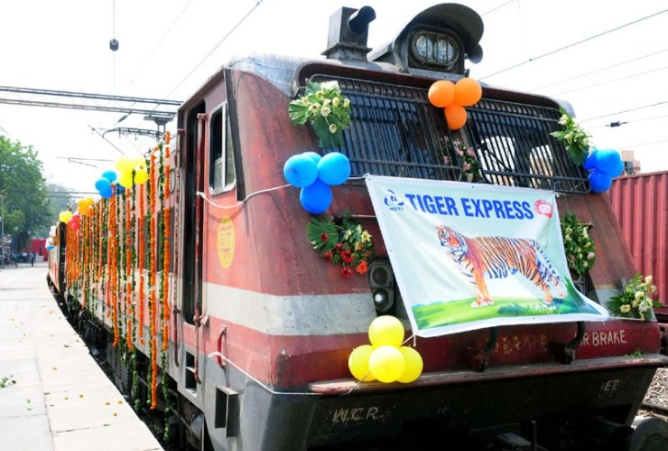tiger-express-launched-world-environment-day