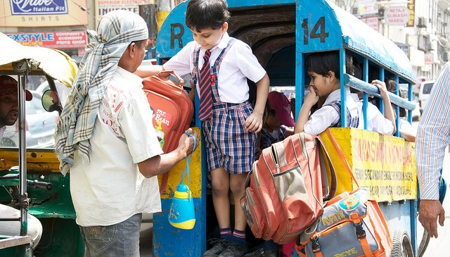 Environmental Flashpoint: Delhi Schools Closed Due to Air Pollution