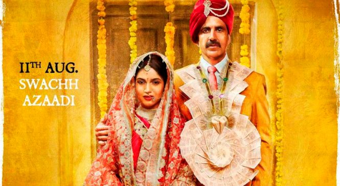 Toilet Ek Prem Katha Highlights the War on Open Defecation in India