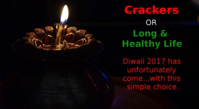 Top 8 Reasons Why You Should Not Burst Crackers This Diwali