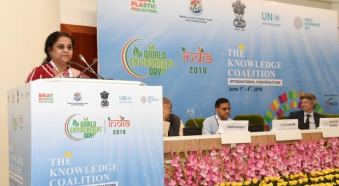 MoEFCC Organises Knowledge Coalition for Environment Day 2018