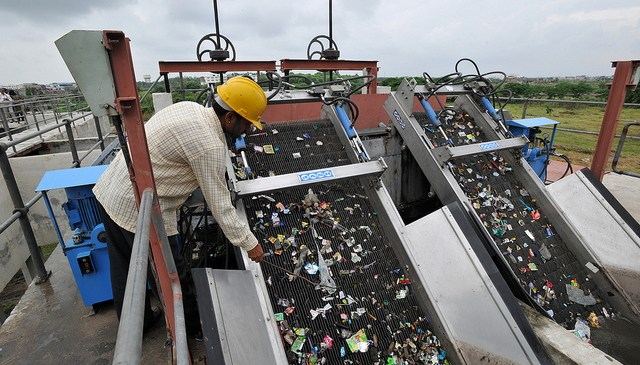 7,424.24 Crores Allocated for Solid Waste Management in Urban India