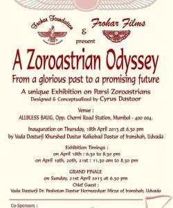 Zoroastrian Odyssey - Overview
