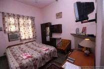 Our Deluxe Rooms with AC and satellite TV