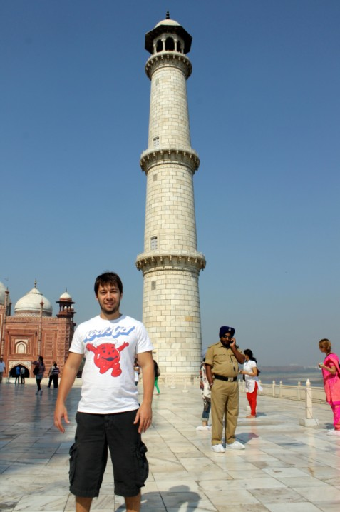 Agra New Delhi day tour