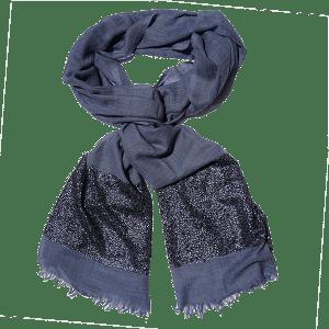 shawl-wool-sequins-blue-drape