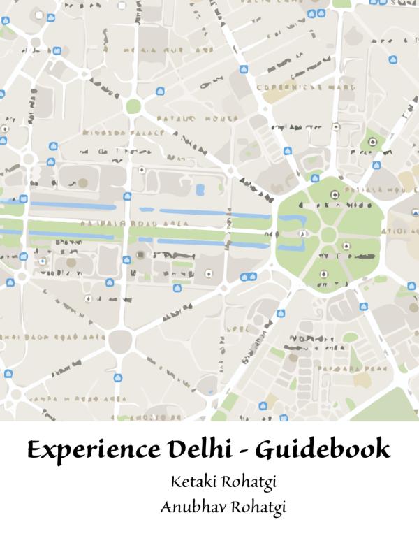 Experience Delhi Guidebook