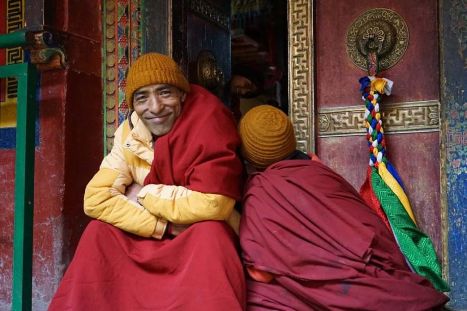 Lamayuru Monk