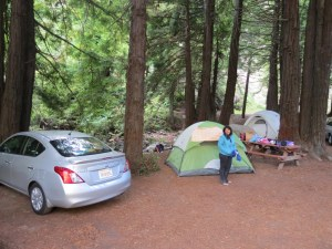 Lime Kiln campground and river