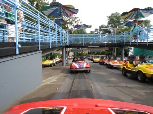 Magic Kingdom Cars