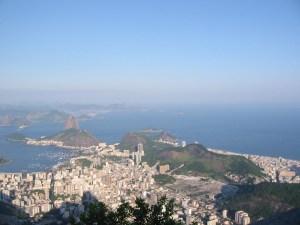 Rio from Corcovado