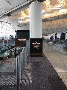The Best Lounge in the World - The Pier at HKIA