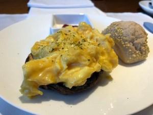 The Best Lounge in the World - breakfast