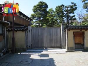 Kanazawa samurai village
