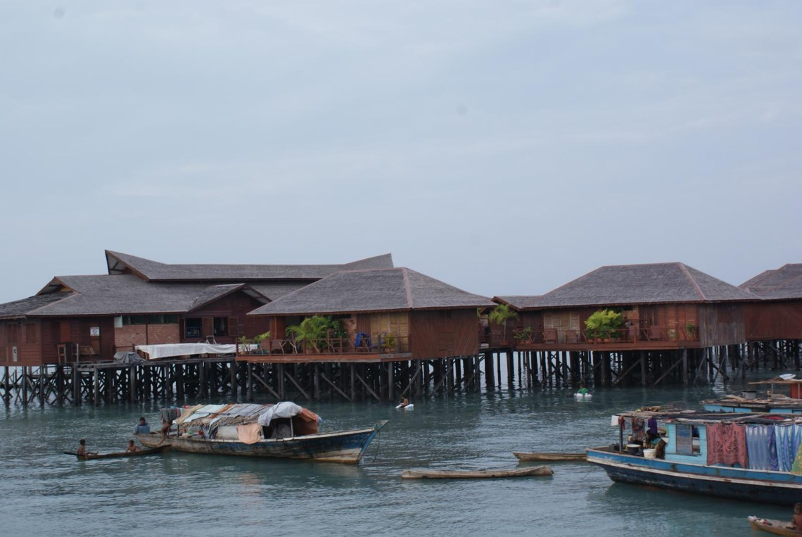 Mabul resort