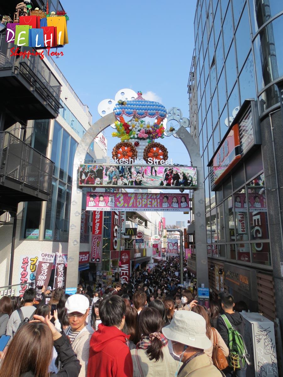 Takeshita-dori