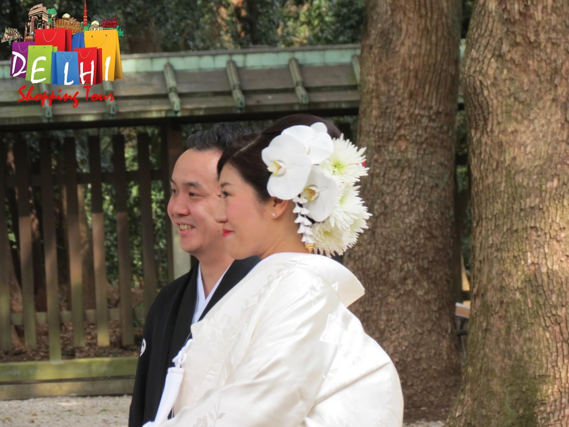 yoyogi park wedding 3
