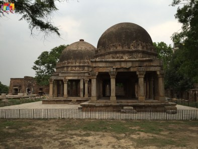 Mosque at Hauz Khas
