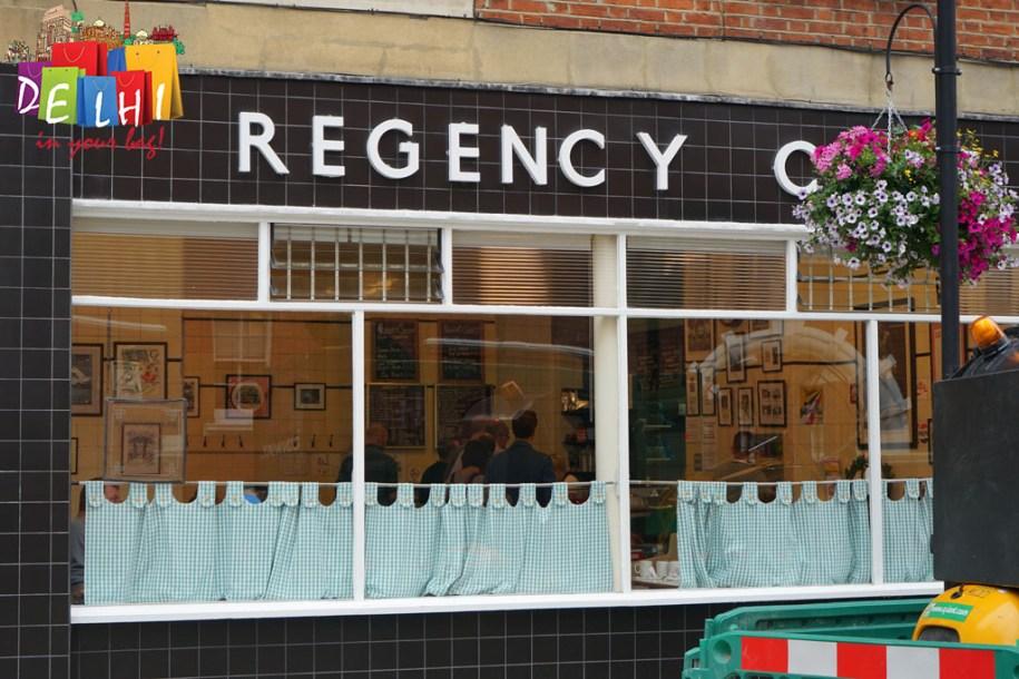 Regency Cafe London