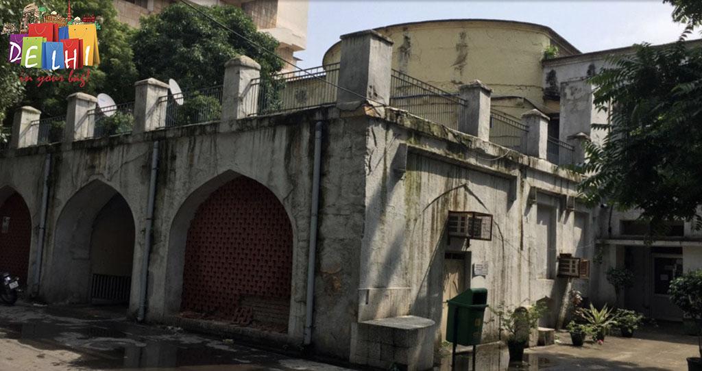 Hindu Rao house