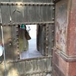 Khairul Manazil entrance