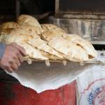 Fresh Bread in Luxor
