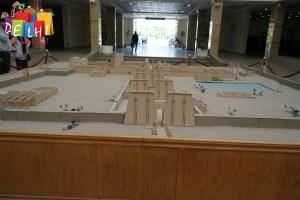 Karnak Temple plan