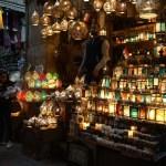 Khan Al Khalili - Light shop