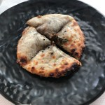 Indian Accent Course 12 - Wild Mushroom Naan