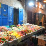 Candies for the kids in jerusalem