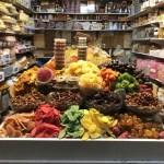 Spice shop in Jerusalem