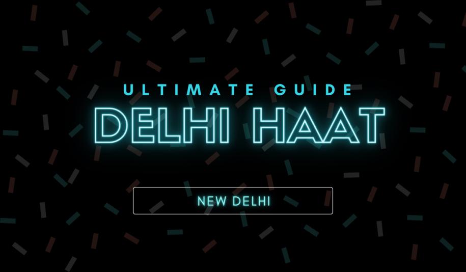 Delhi Haat Market