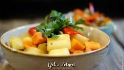 ayurvedisches Schmorgurken-Curry