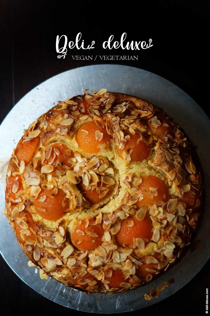Oma´s Aprikosen Mandel Kuchen 🥕