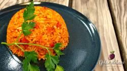 serbischer Djuvec-Reis Rezept