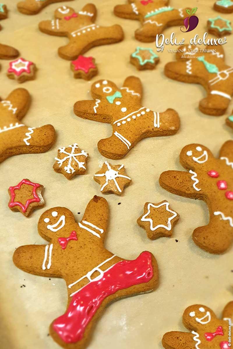 Vegane Weihnachtsplätzchen 🎄🎄