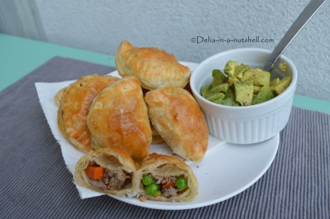 D-veggies-filled empanadas | Dinner ideas | Fast lunch | Picky toddler food | nutritious dish for toddler