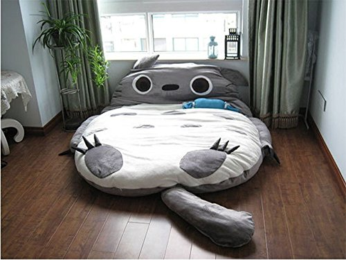 This super cute animal-shaped floor bed is guaranteed to impress even the  strongest willed toddler. You can get it on Amazon