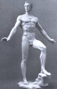 Arno Breker: Der Sieger, 1939